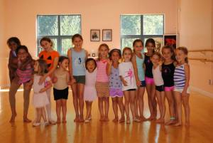 Oh What Fun is to dance and play at APAA on a Summer Day!